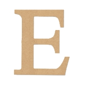 "8"" GREEK Letters - Epsilon"
